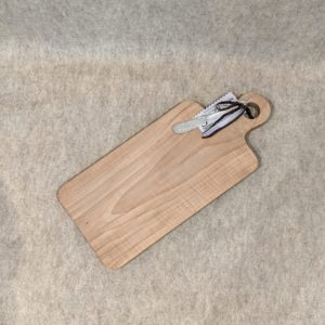 Maple Charcuterie Board
