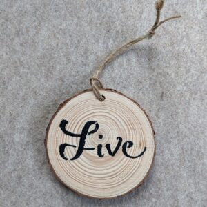 Live Ornament