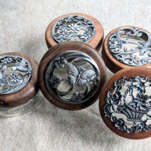 Potpourri Jars