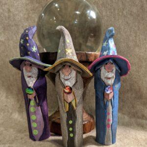 Wise Wizard Sprite