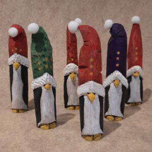 Perky Penguin Sprites
