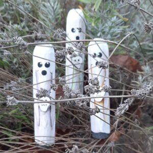 Ghoolish Ghost Sprites