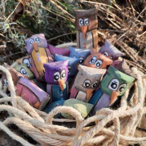 Wise Owl Sprites