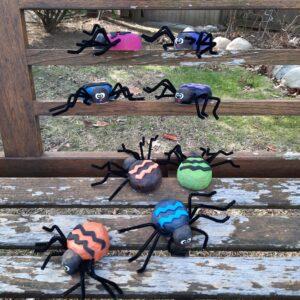 Itsy Bitsy Spider Sprites